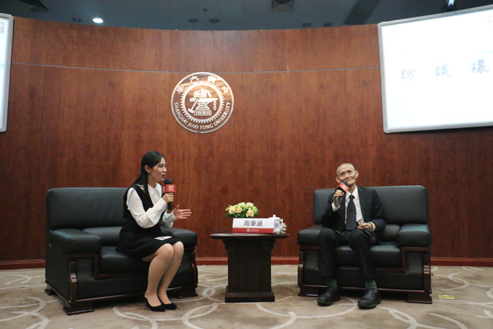 本所高秉涵律師受邀至上海交通大學演講